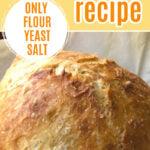 Beginner Bread Recipe