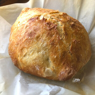 Easiest No Knead Bread Original