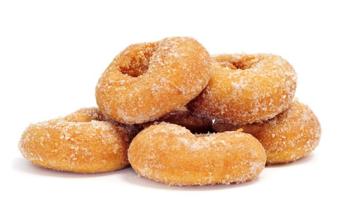 Easy Doughnuts Made from Biscuit Dough