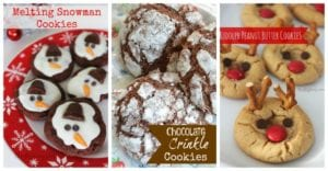 Thrifty Jinxy's Christmas Cookie Recipe Exchange