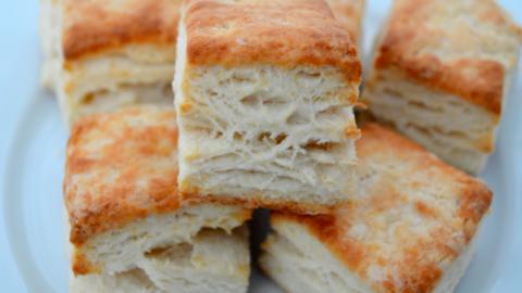 Super Easy Biscuit Recipe with No Shortening