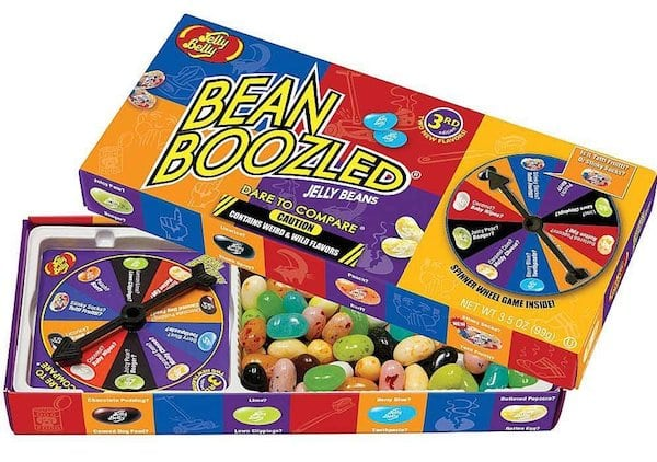 BeanBoozled Jelly Belly Gift Box Game