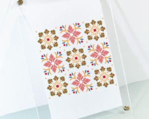 Free Counted Cross-Stitch Patterns to Print