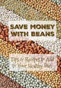 Save Money with Beans – Tips and Recipes to Add to Your Healthy Diet