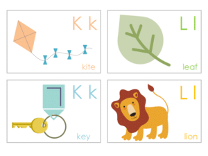 Free Alphabet Flash Cards – Download and Print