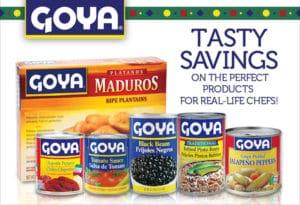 Goya Printable Coupons