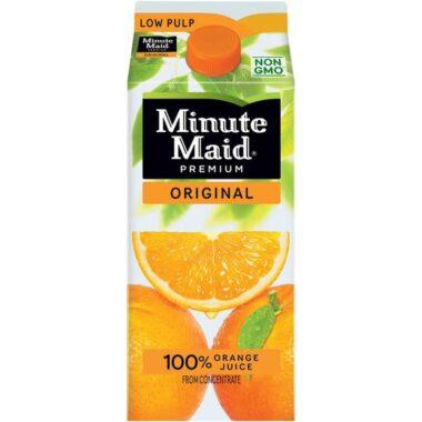 Minute Maid Orange Juice