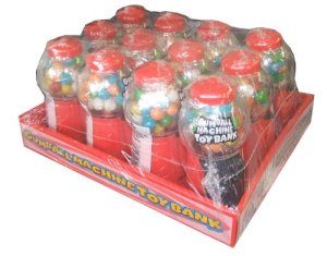 A Whole Case of 48 Cool Micro Candy Machines for only $13.99!