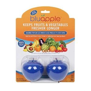 Extend the Life of Your Produce with BluApple for Only $5!!!