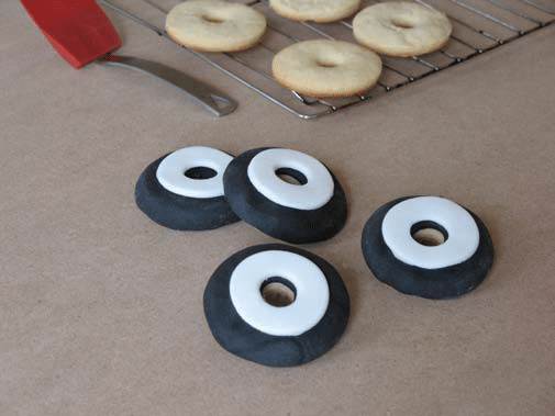 Whitewall Tire Cookies Recipe