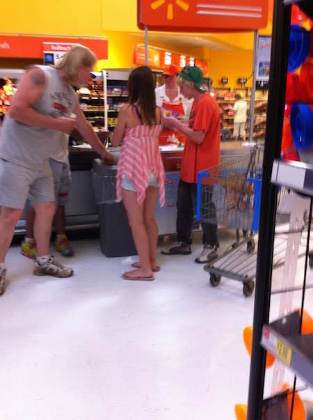 Walmart Nestle Ice Cream Social