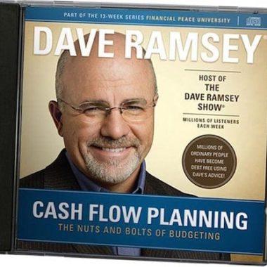 Dave Ramsey Cash Flow Planning Audio Download