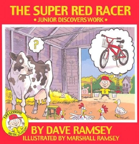 Dave Ramsey Super Red Racer