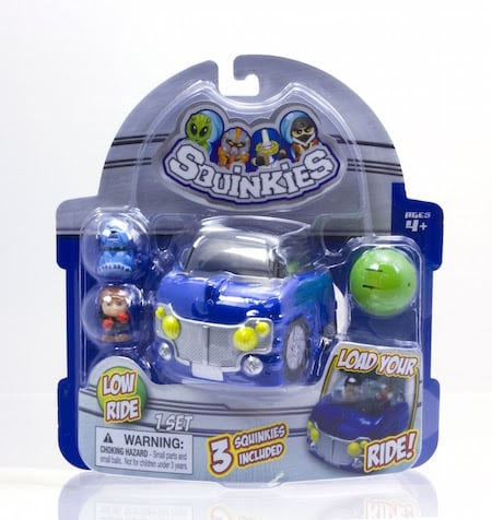 Squinkies Boys Low Ride Playset