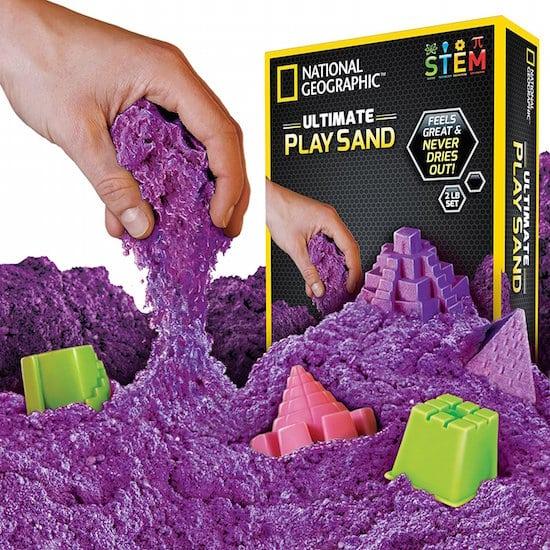 Play Sand Kinetic Activity