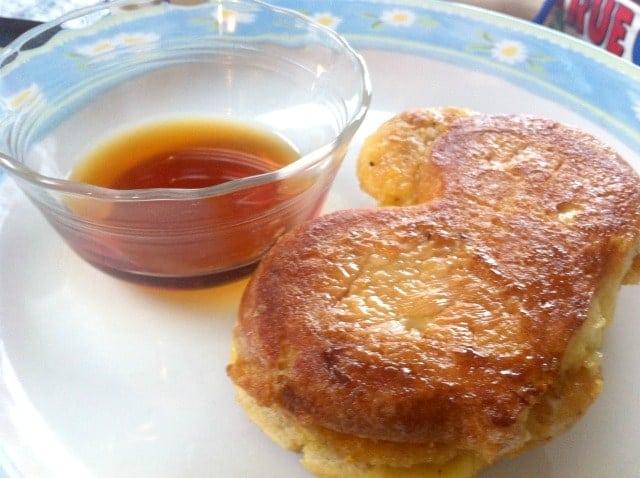 Tyson Mini Chicken Breakfast Sandwiches
