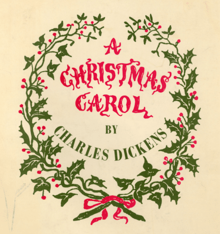 A Christmas Carol Free Audio Book