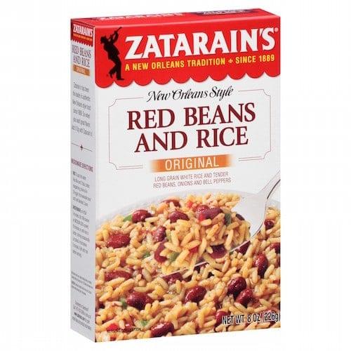 Zatarains Red Beans and Rice