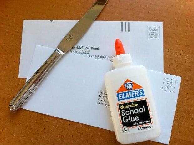 How to Reuse Junk Mail Envelopes to Make NEW Envelopes