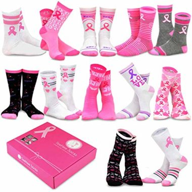 231f4e9529fd Socks for the Cure Breast Cancer Awareness Socks