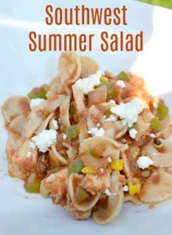 Sizzling Southwest Summer Salad