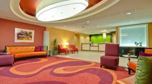 Hollywood Hilton Garden Inn  #BRAVECarsLandEvent
