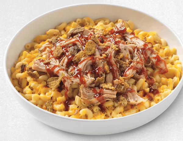 Noodles BBQ Pork Mac