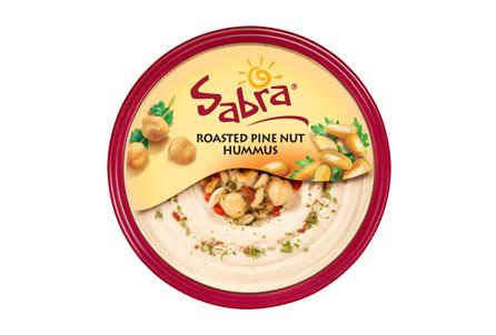 Sabra Roasted Pine Nut Hummus