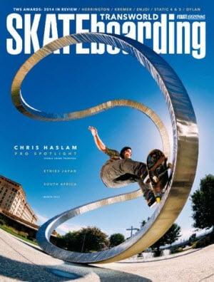skateboarding MAGAZINE FREE SUBSCRIPTION