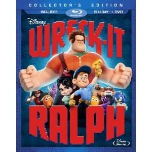 WRECK-IT RALPH Two-Disc Blu-ray/DVD Combo and Prize Pack Reader Giveaway