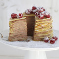 Bliss Chocolate Crepe Cake