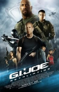 FREE G.I. Joe: Retaliation Movie Ticket with DVD or Blu-Ray – As Low as $4.99 for BOTH!