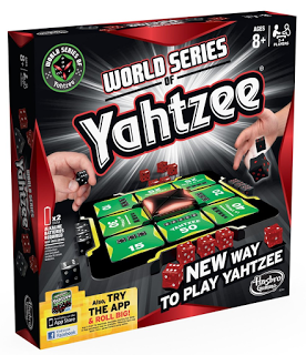 World Series of YAHTZEE Game Review and Reader Giveaway
