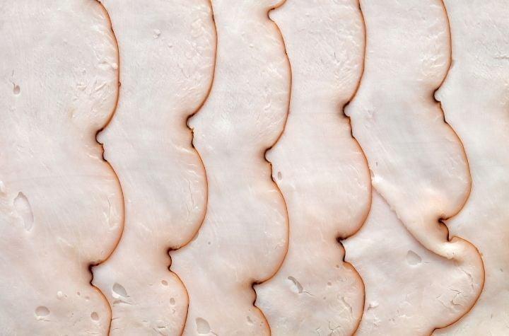deli turkey slices