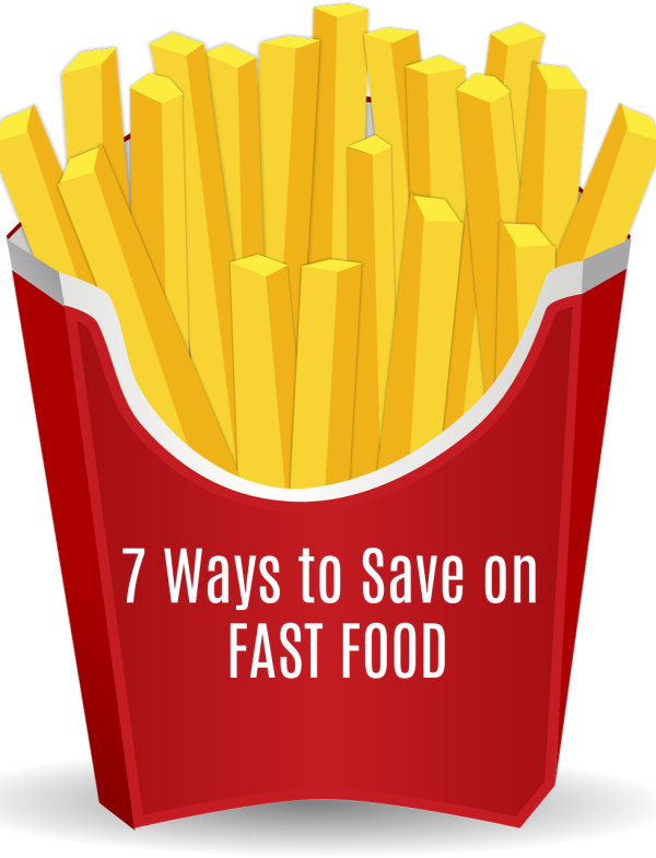 How to Save on Fast Food