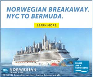 Norwegian Breakaway – NYC's Newest Ship – Plus HOT Cruise Deals