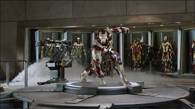 Making the Iron Man Suit and Arc Reactor – An Inside Look #IronMan3Event