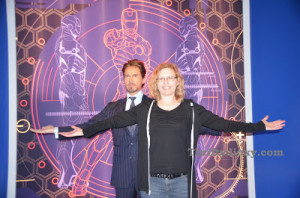 A Visit to Madame Tussauds Hollywood #IronMan3Event