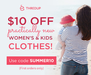 Thred Up $10 Off