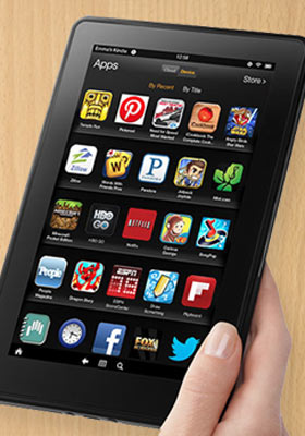Amazon Local: FREE Voucher for $30 Off Kindle Fire and $1 Kindle Books!