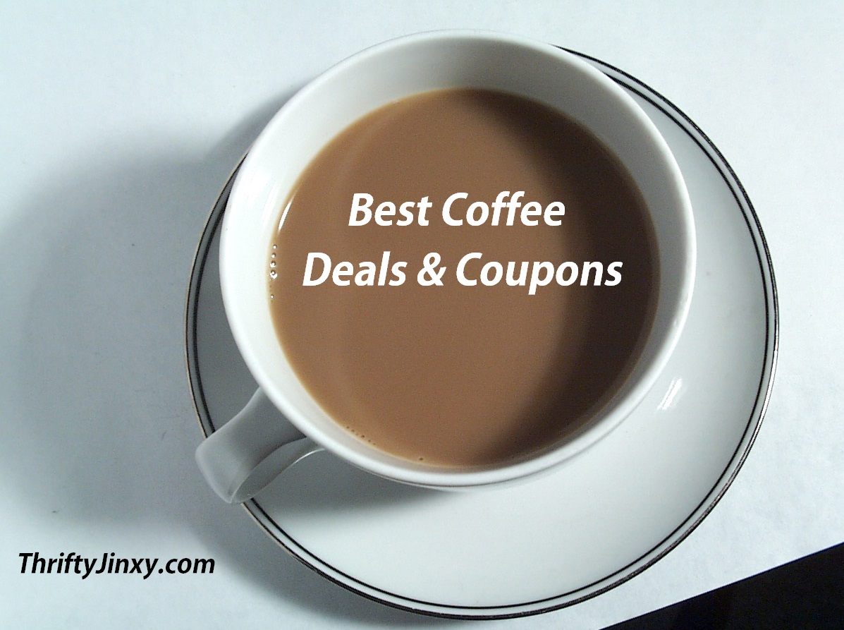 Best coffee Deals and Coupons