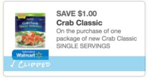 Crab Classic Coupon