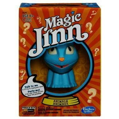 MAGIC JINN Game from Hasbro – Review and Reader Giveaway