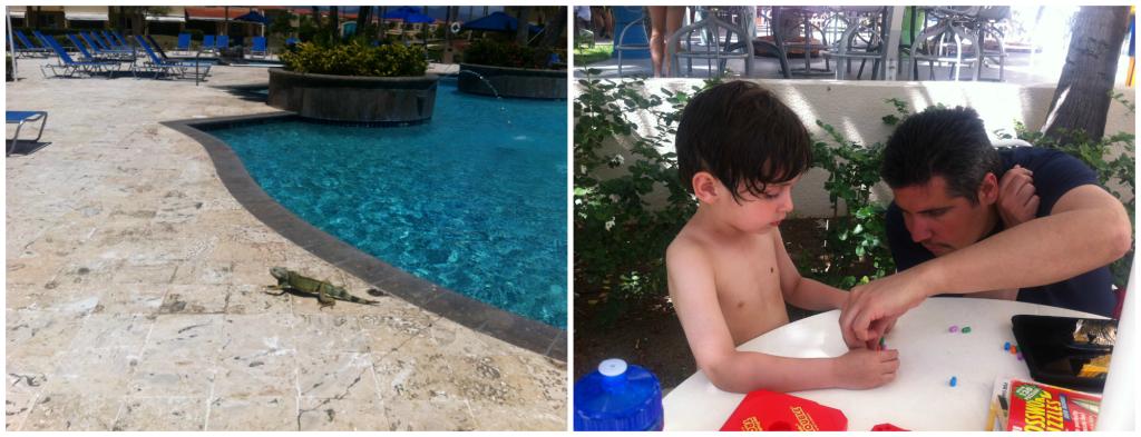 Hilton Ponce Golf & Casino Resort Poolside