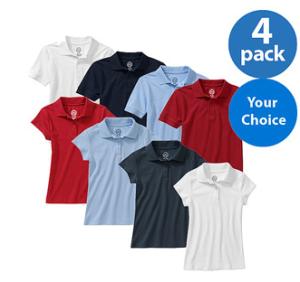 Walmart Polo Shirt Pack
