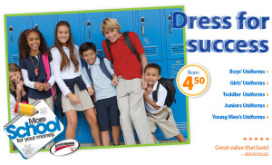 Walmartcom Pack Of 4 School Uniform Polo Shirts Only 16 Other