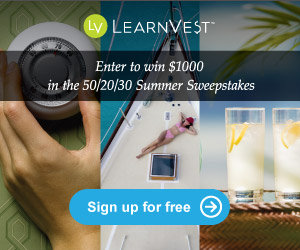 LearnVest: Enter for a Chance to Win a $1,000 Sweepstakes + Free Money Management Tips!
