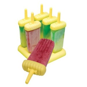 Tovolo Groovy Popsicle Molds