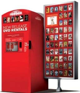 FREE DVD and Game Rental from Redbox Today! (8/1)