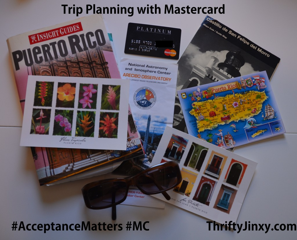 Trip Planning with MasterCard